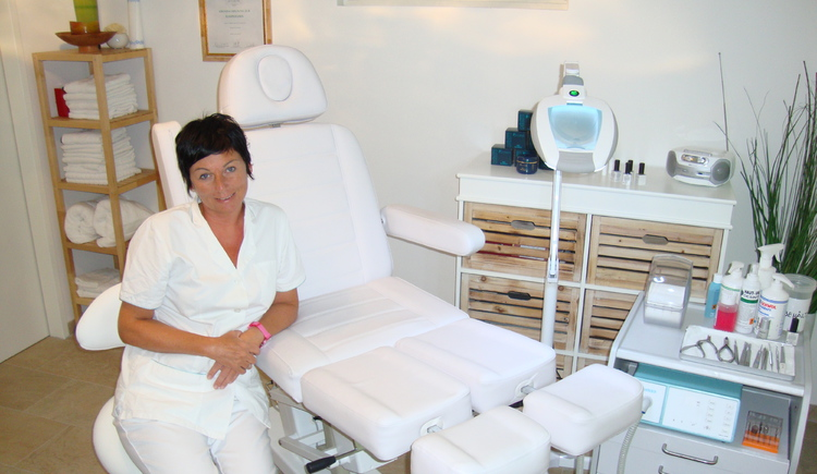 View Institute of foot care Bettina Walkner in St. Agatha