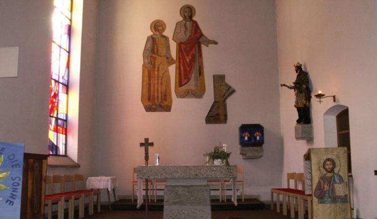 Kirche Reindlmühl Altar