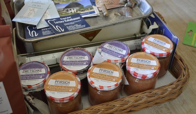 Marmeladen vom Leitnerbauer