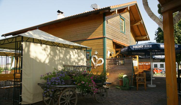 Schmusi's Jausenstation. (© Innviertel Tourismus)
