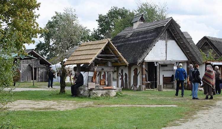 Besuch des Keltendorf Mitterkirchen (© Armin Öller)