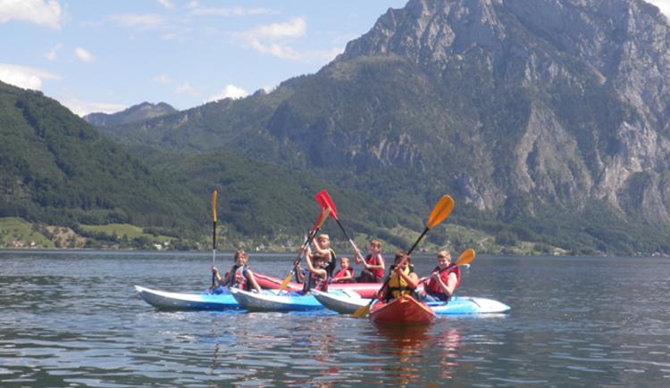 Sport und Abenteuerschule Kanu