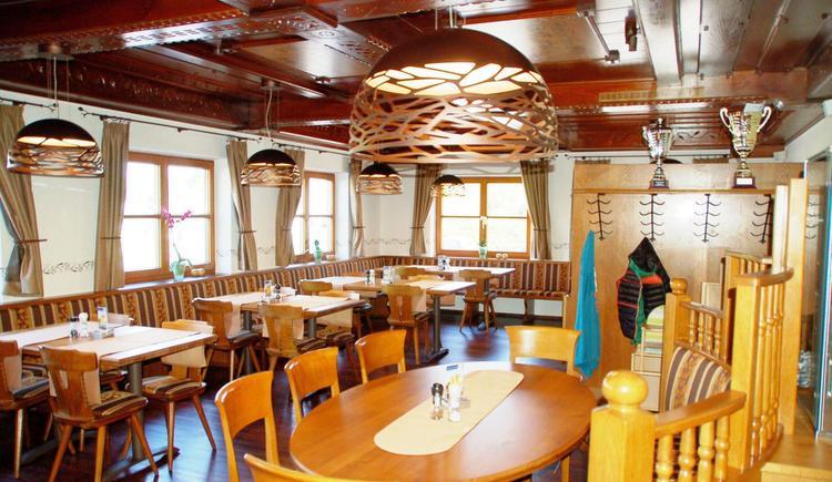 Stube (© Gasthof-Pension Altmühl)