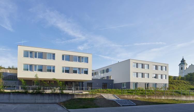 Schülerheim Lambach - Ausssenansicht