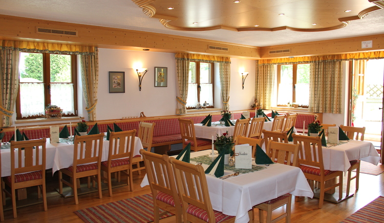 Restaurant im Landgasthof Leopoldhof