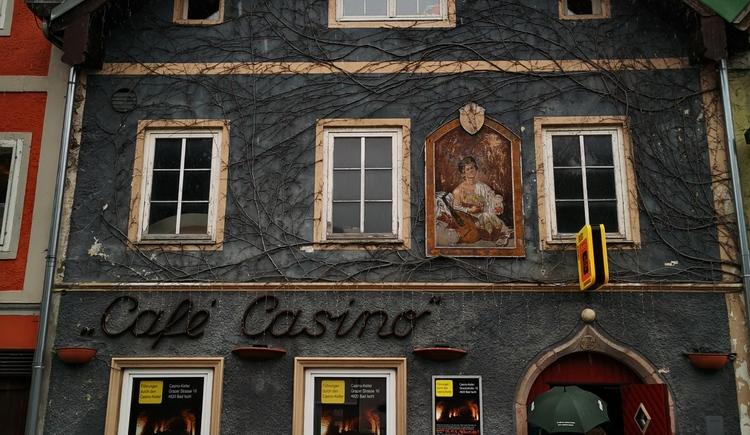 Casino Keller im ehemaligen Café Casino (© www.badischl.at)