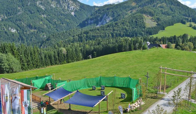 Bogenschießen Oberösterreich Wurbauerkogel