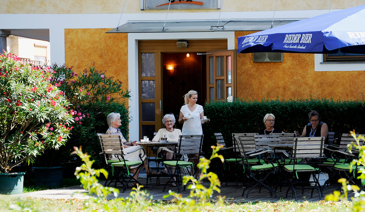 Cafe Krautgartner, Lohnsburg