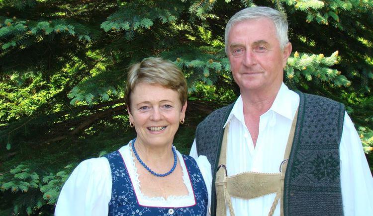 Anneliese und Peter Teufl