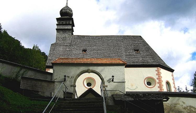 Bergkirche Klaus (© Norbert Steinwendner, Grünburg)