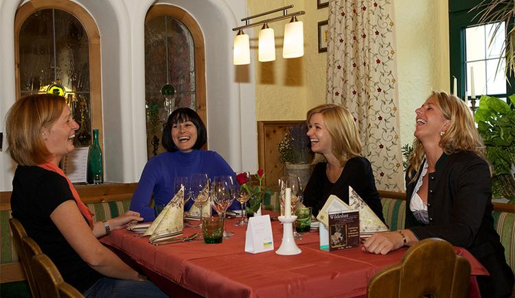 Gasthaus Marktstub'n Brigitte Böhm, Sankt Georgen Gusen, Kultiwirte, Mühlviertel, Gaststube, regional, saisonal