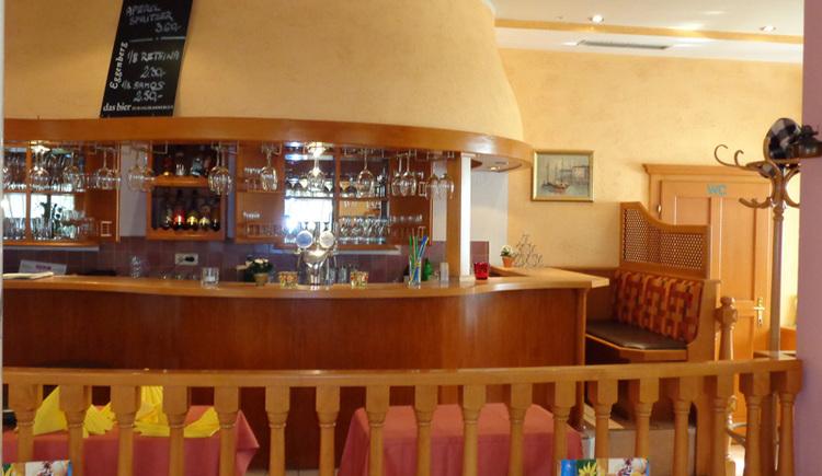 Bar. (© Elias Al-Zawahra)