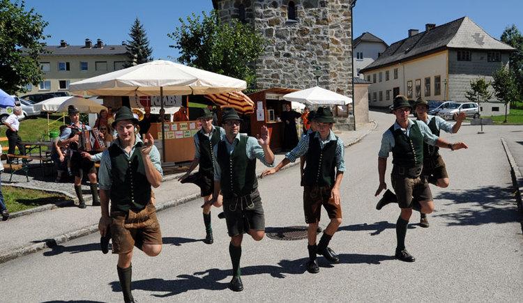 Dorffest in St. Konrad. (© Foto by Rudolf Weinzierler)