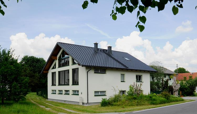Gästehaus Zeller in Mining - Haus Außenansicht