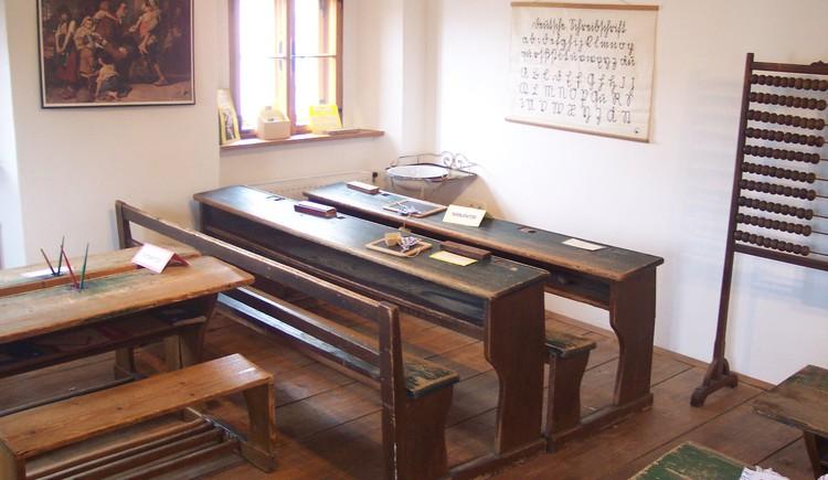 OÖ. Schulmuseum (© Flora Fellner)