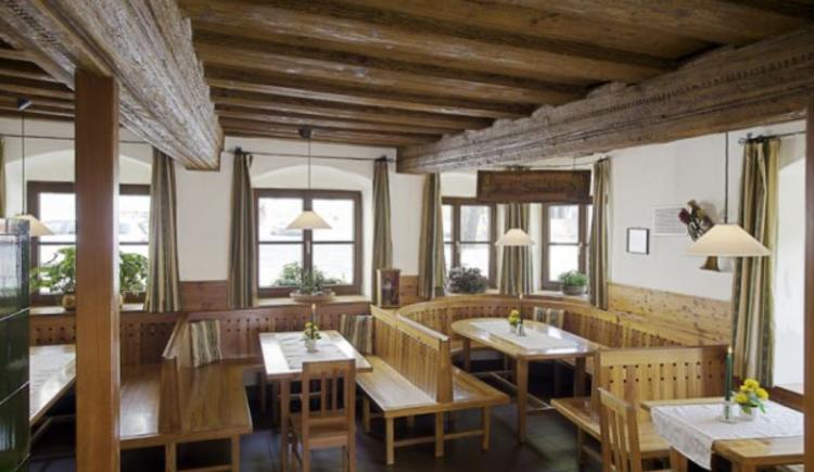 Gaststube im Gasthaus Ochsenwirt (© Gasthaus Ochsenwirt)