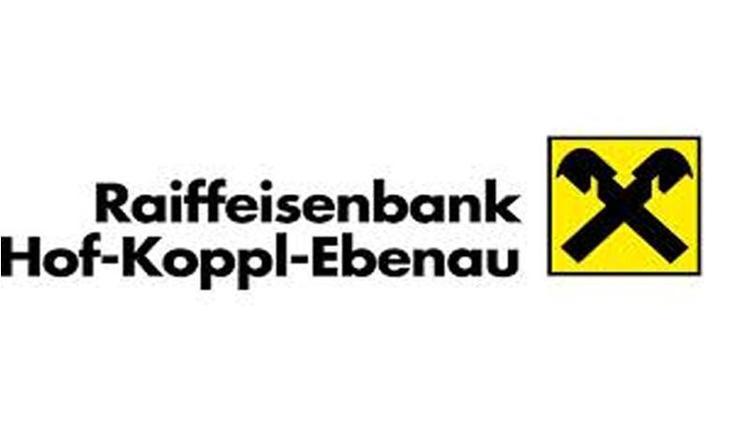 Logo Raiffeisenbank Hof