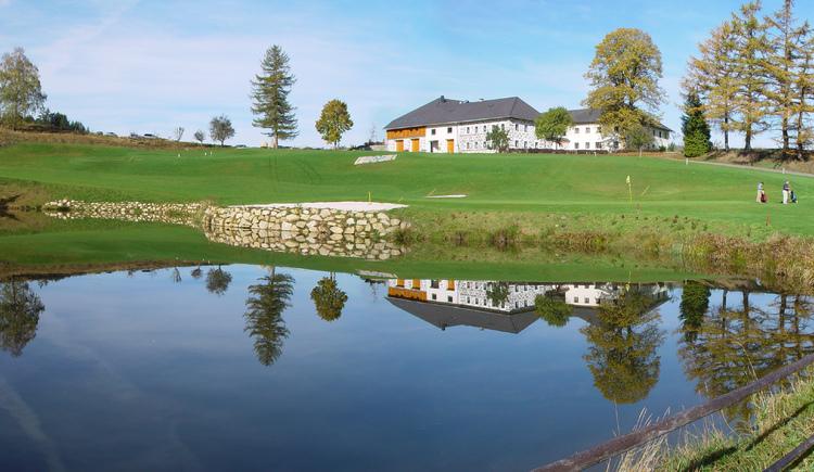 Oberösterreichs attraktivster Golfplatz nahe Linz inmitten der idyllischen Mühlviertler Naturlandschaft. (© Golfclub SternGartl)