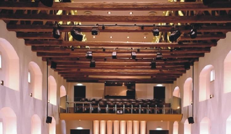Kultursaal (© Raimund Lindinger)