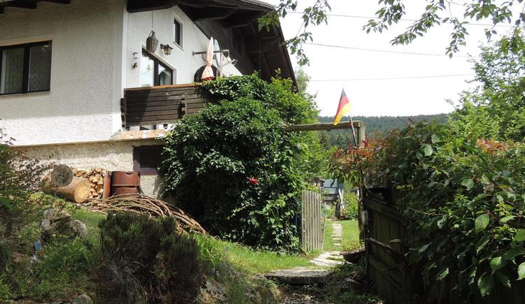 unsere Oase im Sommer (© TV Böhmerwald)
