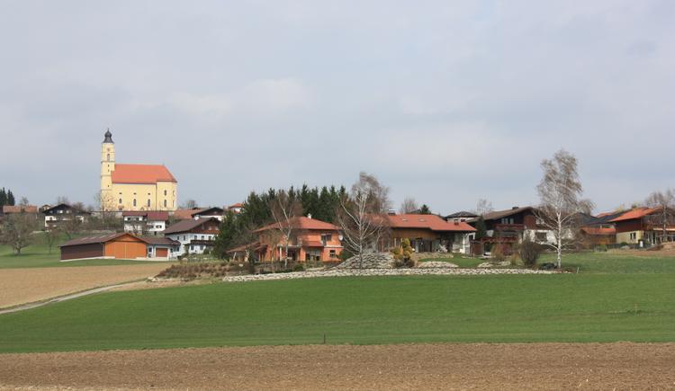 Von Salzburg aus kommend ist Moosdorf das Tor zum Innviertel.