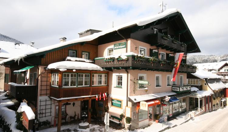 Hotel Garni Schernthaner, Winteransicht. (© Eisl)