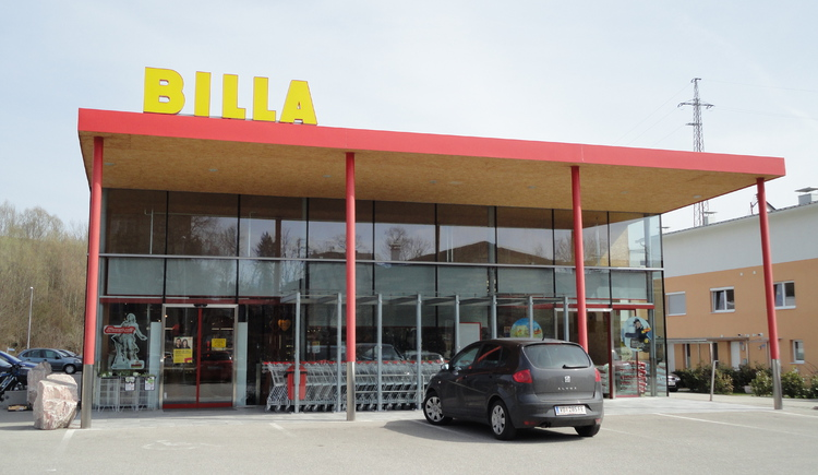 Billa (© Ferienregion Attersee-Salzkammergut)