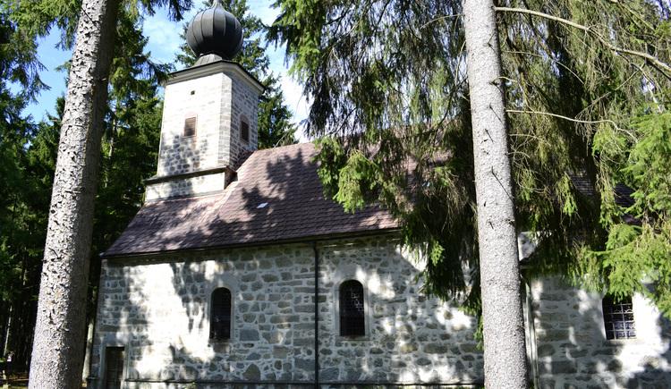 Waldkapelle Maria Rast (© Leader-Region HansBergLand)
