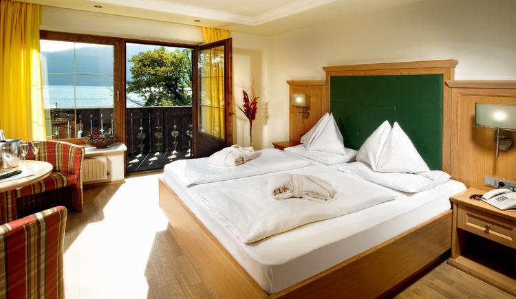 Komfortdoppelzimmer mit Balkon