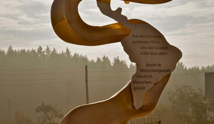 F. X. Gruber Friedensweg - Amerika (© Gerhard Haring)