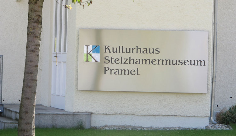 Kulturhaus-Stelzhamermuseum Tafel (© Stelzhamermuseum)