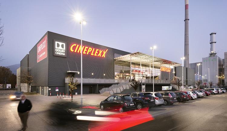 Außenansicht Cineplexx Linz
