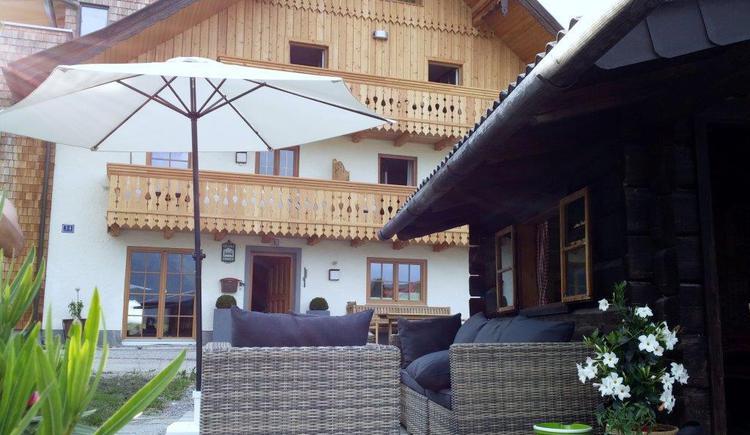 Holiday house Bramsauerhof (© Bramsauerhof Faistenau)