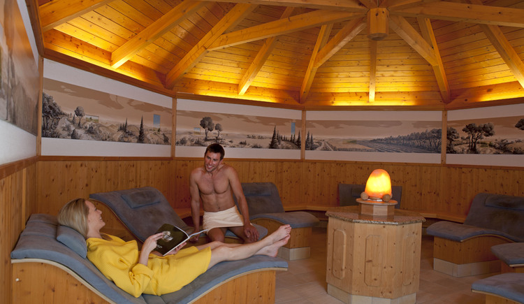Therme Mediterrana Relax Rondell. (© EurothermenResort Bad Hall)