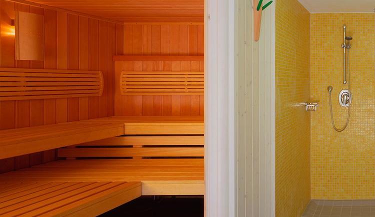 Sauna Hotel Garni Wallner Hinterstoder