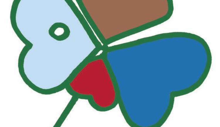 Kleeblatt - Logo der Salzkammergut Glücksplätze