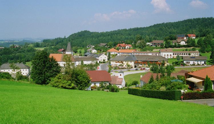 Rechberg Ortsaufnahme. (© TTG Tourismus Technologie)