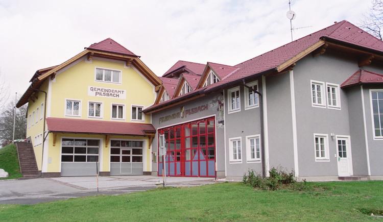 Pilsbach Gemeindeamt und FF