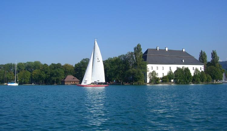 Schloss Kammer (© Eva Knoll)