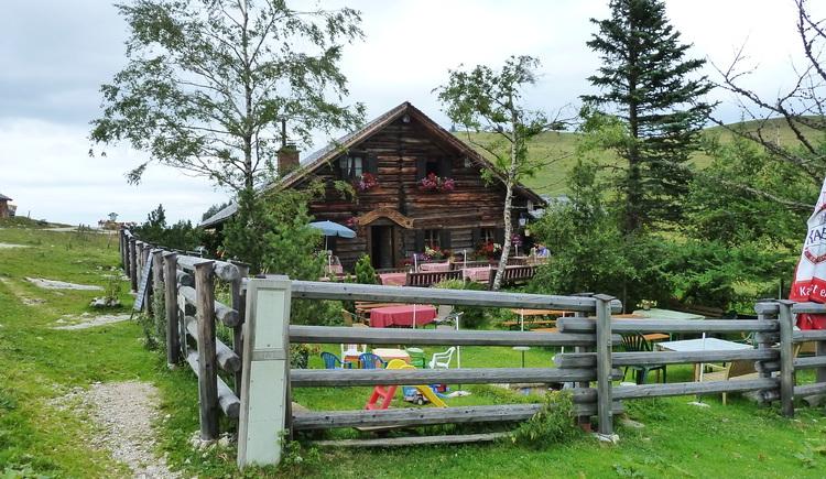 Wieslerhütte. (© WTG)