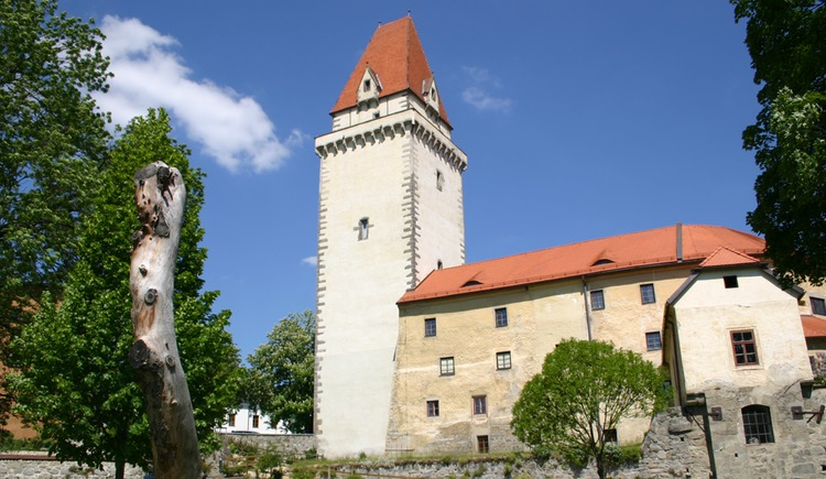 Mühlviertler Schlossmuseum Freistadt (© Gemeinde Freistadt)
