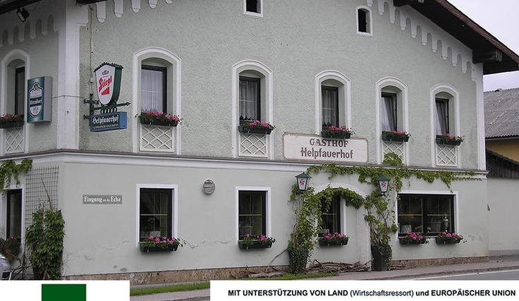 Gasthaus Helpfauer Hof (© Leader Management Oberinnviertel Mattigtal)