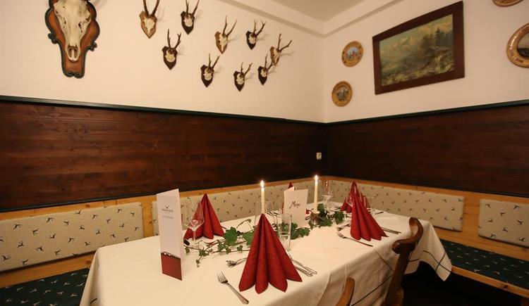 Restaurant 3 (© Hotel Wildschütz)