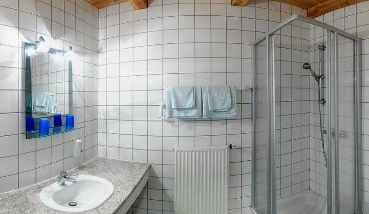 Badezimmer (© Schlossbrauerei Weinberg)