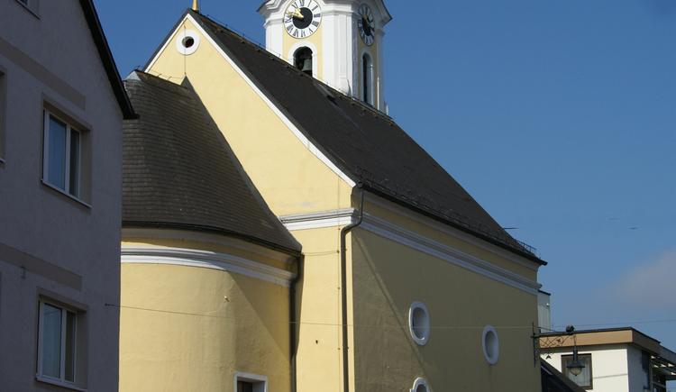 Stadtpfarrkirche St. Sebastian (© Ladislav Vorich)