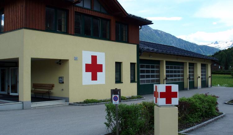 Ortsstelle des Roten Kreuz Bad Goisern in Reitern direkt an der B 166 gelegen.