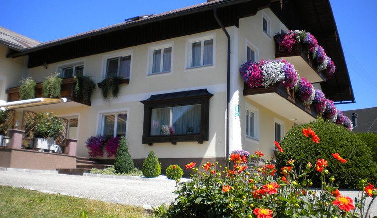 Hausfoto (© Gästehaus Jedinger)