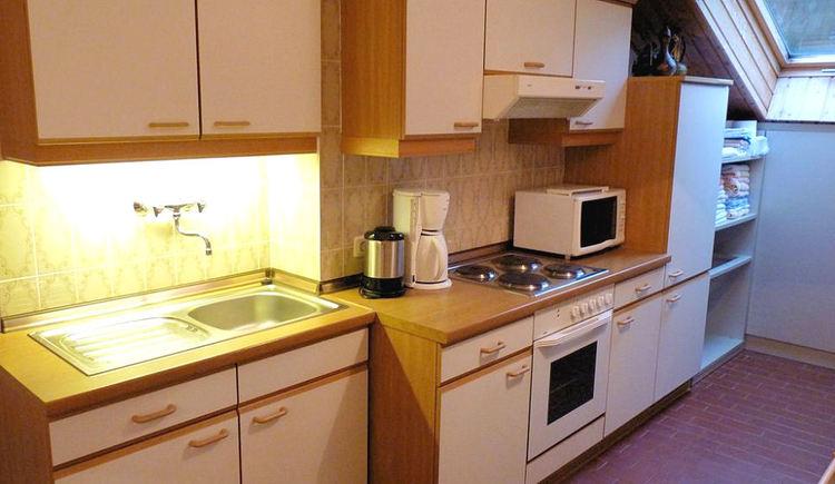 Küche - Apartment