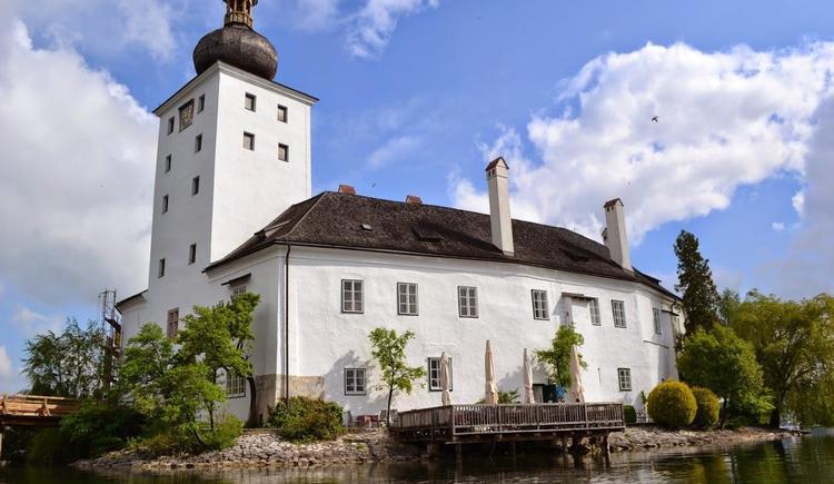 Schloss Ort (© Lisa Loderbauer)