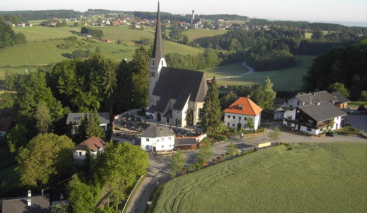 St. Georgen am Fillmannsbach. (© Gemeinde St. Georgen)